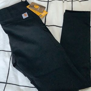 Carhartt Leggings - Black - Size 4